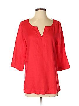 J.jill 3/4 Sleeve Blouse Size S (Petite)