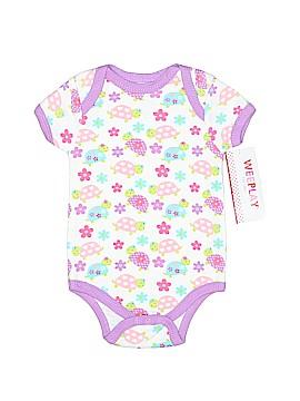 Weeplay kids Short Sleeve Onesie Size 3-6 mo