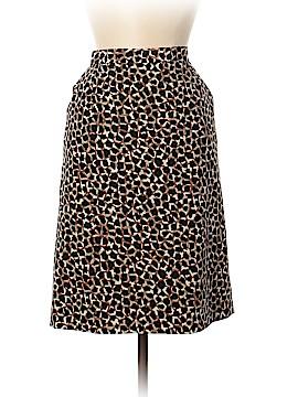 Gerard Darel Silk Skirt Size 8 (40)