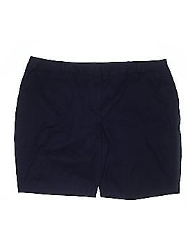 Talbots Khaki Shorts Size 24 (Plus)