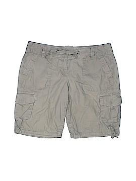 Ann Taylor LOFT Cargo Shorts Size 10