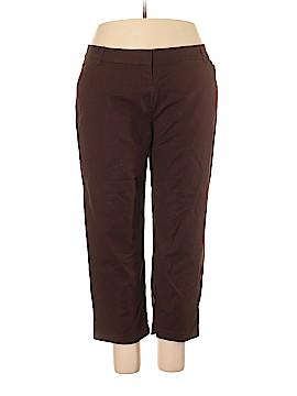 Liz Claiborne Casual Pants Size 20W (Plus)