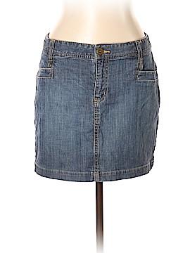 H&M Denim Skirt Size 12