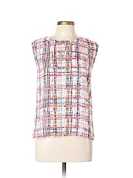 Valerie Stevens Short Sleeve Blouse Size XL