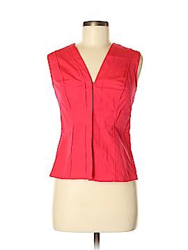 Moda International Sleeveless Blouse Size M