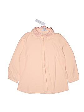 Sans Souci Long Sleeve Blouse Size S