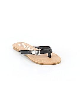 Bebe Flip Flops Size 2