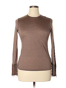 AKRIS Cashmere Pullover Sweater Size 12