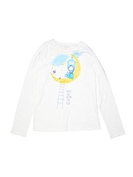 Lands' End Long Sleeve T-Shirt Size 14