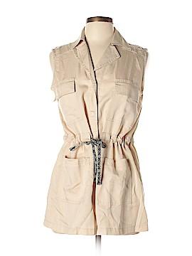 Cato Sleeveless Button-Down Shirt Size M