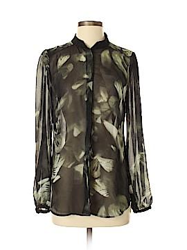 Vivienne Vivienne Tam Long Sleeve Blouse Size 4