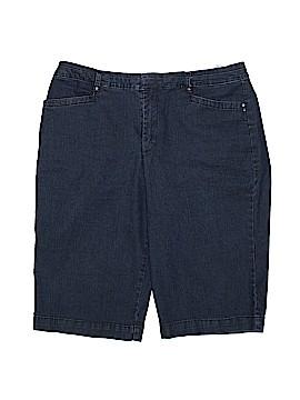 Bandolino Denim Shorts Size 12