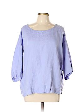 Purejill Short Sleeve Blouse Size M