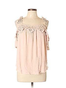 Knox Rose Short Sleeve Blouse Size L