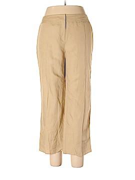 Bandolino Linen Pants Size 16