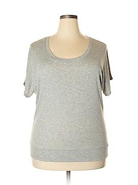 Lucy & Laurel Short Sleeve Top Size XL
