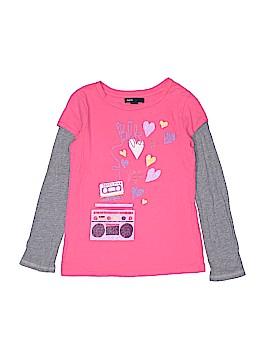 Gap Kids Long Sleeve T-Shirt Size 6 - 7
