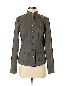 New York & Company Denim Jacket Size 2