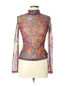 Bazar Christian Lacroix Long Sleeve Top Size L