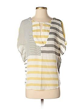 One September Short Sleeve Blouse Size S