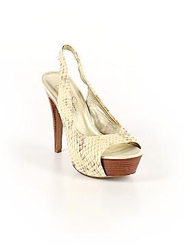 Jessica McClintock Heels Size 7