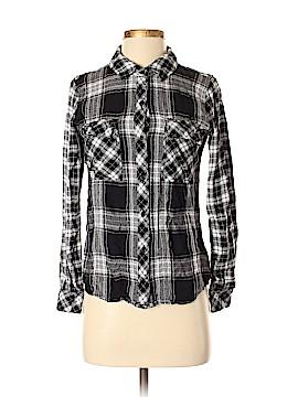 Rails Long Sleeve Button-Down Shirt Size XS