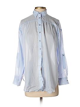 Express Long Sleeve Button-Down Shirt Size XXS