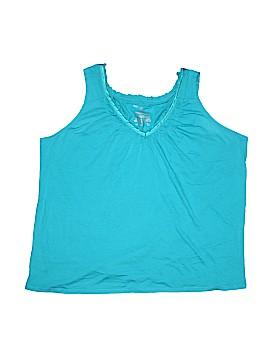 Jaclyn Smith Sleeveless T-Shirt Size XL
