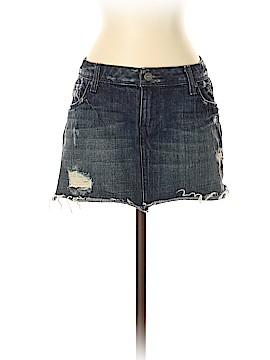 Forever 21 Denim Skirt Size L