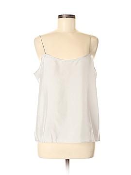 Diane von Furstenberg Sleeveless Silk Top Size Med - Lg