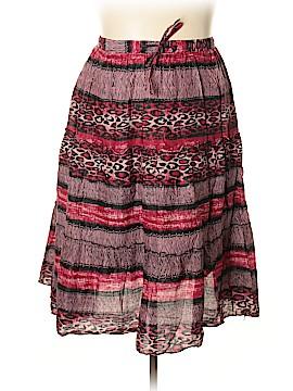Jane Ashley Casual Skirt Size XL (Petite)