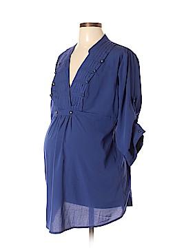 Maternity 3/4 Sleeve Blouse Size XL (Maternity)