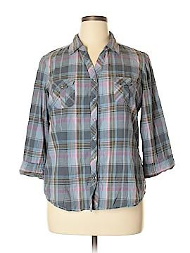 Great Northwest Long Sleeve Blouse Size XL