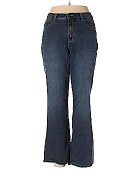 St. John's Bay Jeans Size 16 (Plus)