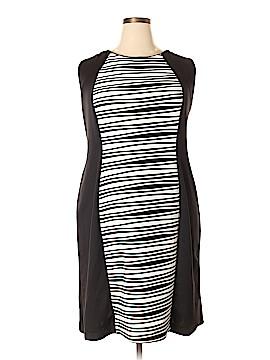 R&M Richards Casual Dress Size 22w (Plus)