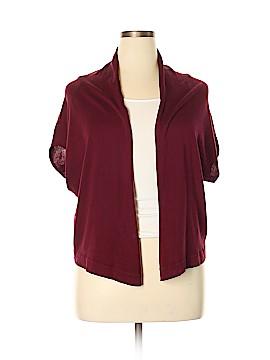 Josie Natori Silk Cardigan Size L