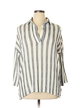 Umgee 3/4 Sleeve Blouse Size L