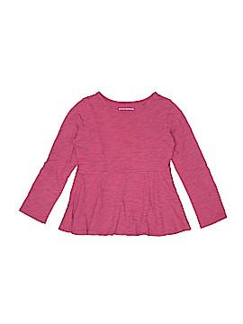 Garnet Hill Long Sleeve Top Size L (Kids)