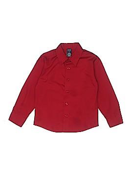 Arrow Long Sleeve Button-Down Shirt Size 6