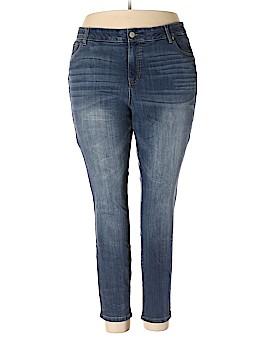 Ruff Hewn Jeans Size 22W (Plus)