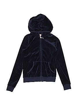 Juicy Couture Zip Up Hoodie Size 10