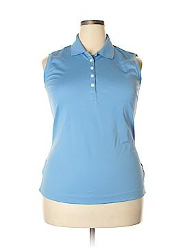 Nike Golf Sleeveless Polo Size XL