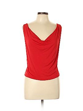 Carlisle Sleeveless Silk Top Size 12