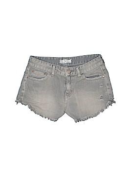 Free People Denim Shorts 25 Waist