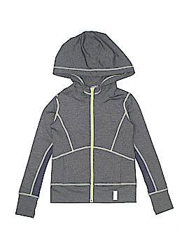 Zella Girl Zip Up Hoodie Size X-Small (Kids)