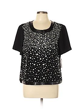 Doncaster Short Sleeve Blouse Size 12