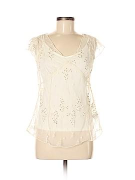 Jessica Simpson Short Sleeve Blouse Size M