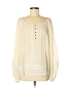Vanessa Virginia Long Sleeve Blouse Size L