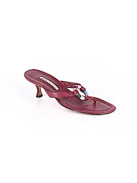 Manolo Blahnik Sandals Size 41 (EU)