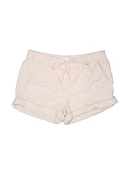 Lou & Grey Khaki Shorts Size 2